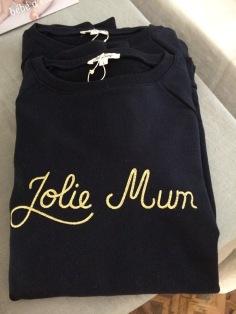 JOLIE MUM